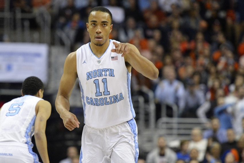 UNC Basketball: Brice Johnson named to USBWA First Team