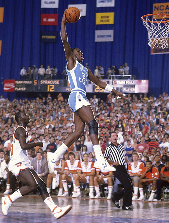 f23f6b088597be UNC Basketball  Top Ten shoes in North Carolina Tar Heels History ...