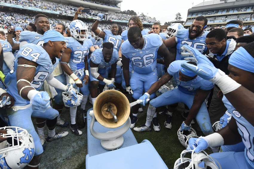 UNC Football: Ranking the Tar Heels Schedule - Page 4North Carolina Football Roster