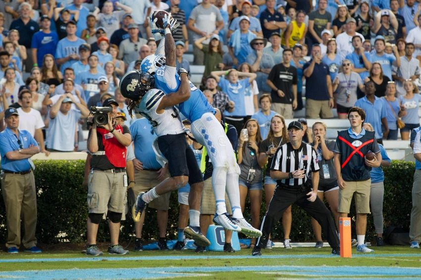 online store 2c5a6 377e6 Tar Heels Football: Takeaways from UNC vs. Pittsburgh - Page 4