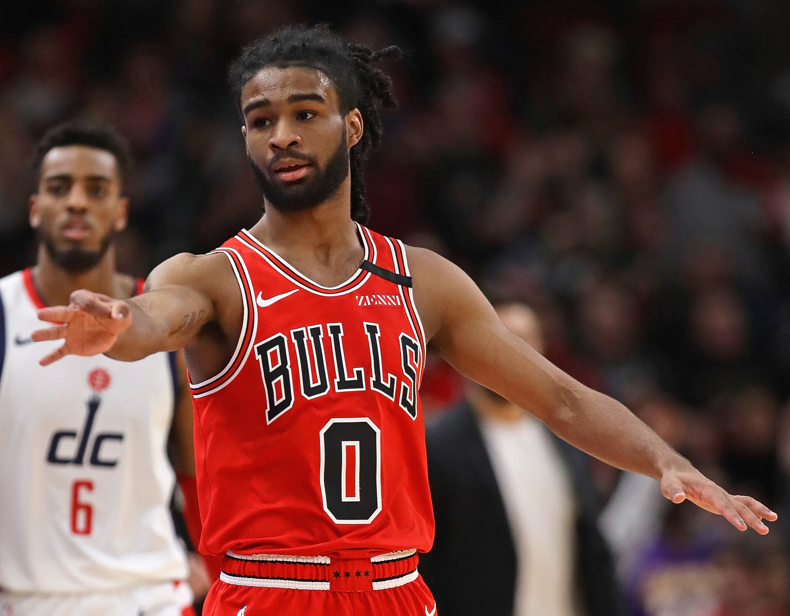 UNC Basketball: Former Tar Heel Coby White makes history in Bulls win
