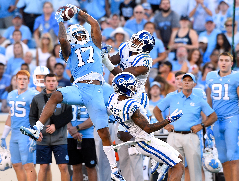 UNC Football: Helmet stickers vs Virginia Tech Hokies - Page 3North Carolina Football Roster