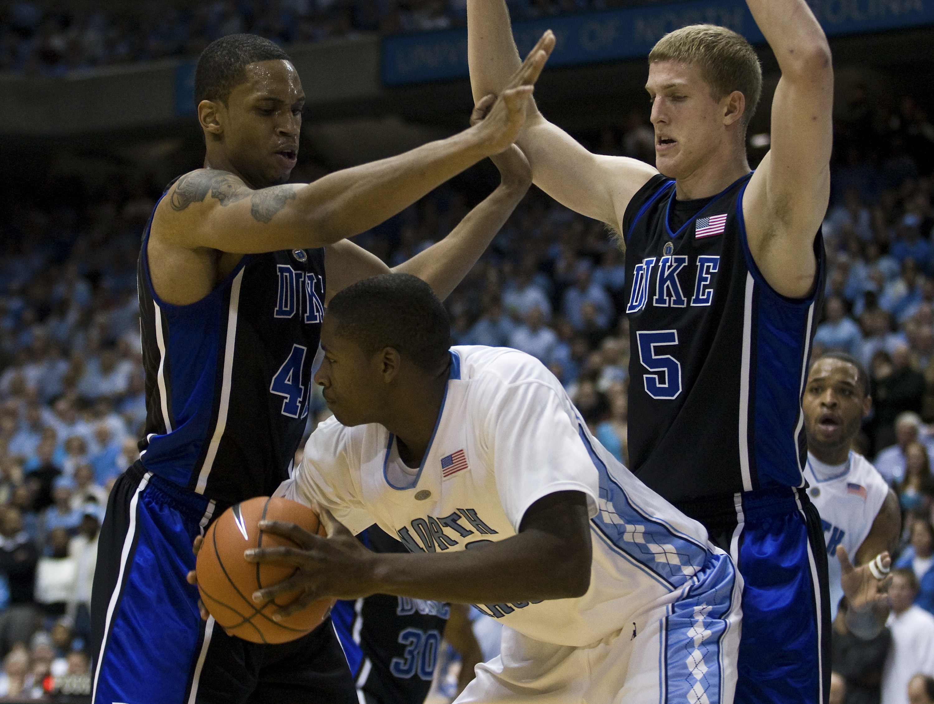 North Carolina PG Jalek Felton suspended from university