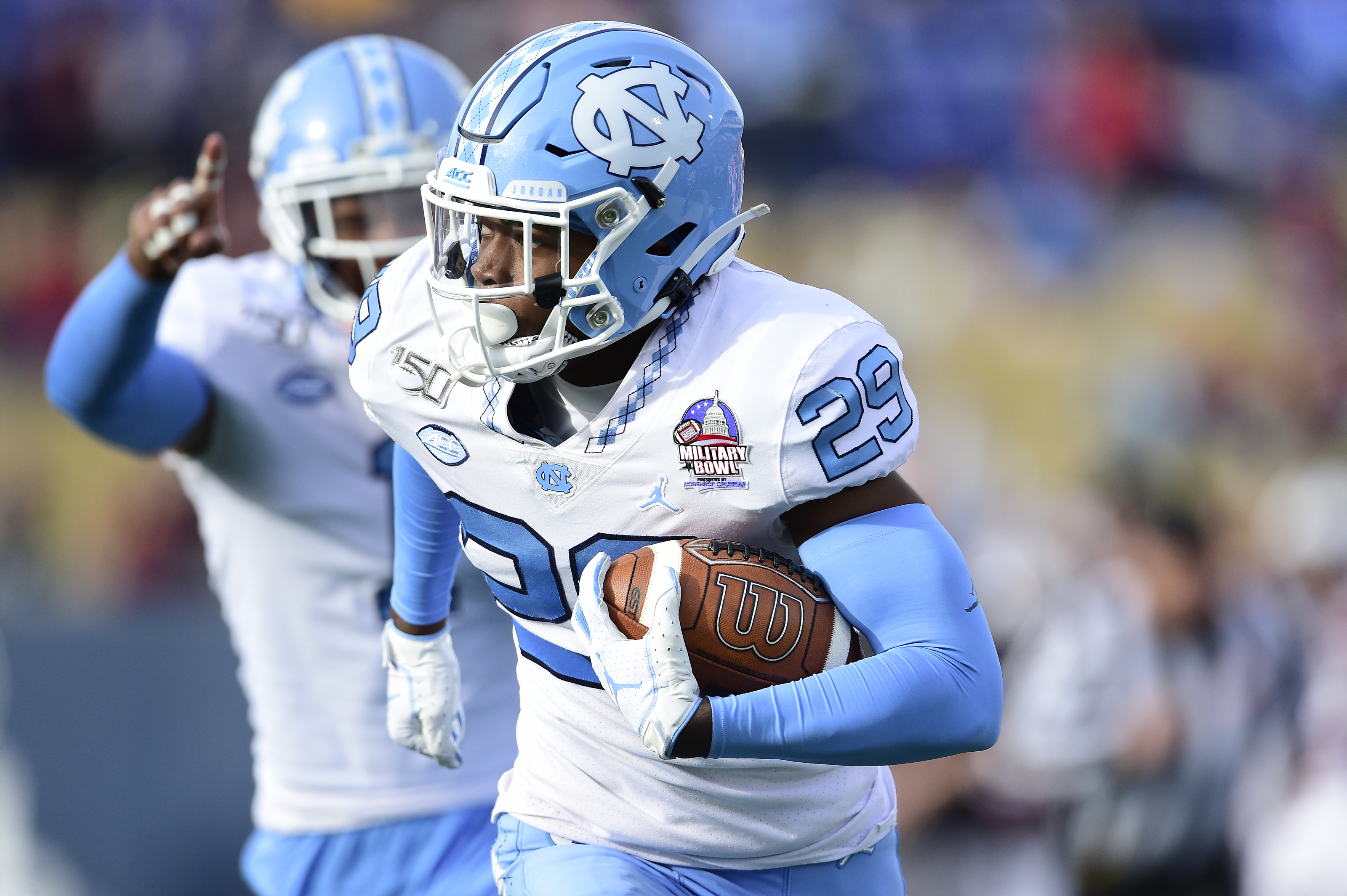 UNC Football: Two Tar Heels named top 5 in ACC per PFF